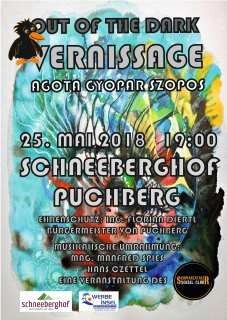 Bild zu OUT OF THE DARK - VERNISSAGE AGOTA GYOPAR SZOPOS